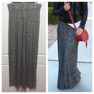 Lou & Grey Spacedye Maxi Skirt, Size S